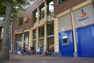 Verbouwen bankgebouw